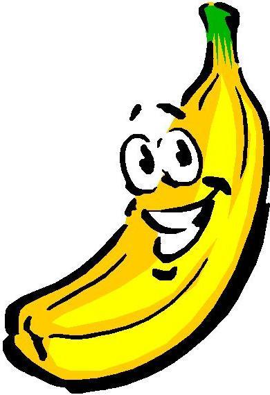 free banana clip art