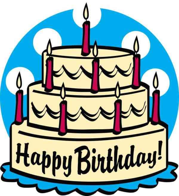 birthday cake clipart - clipartix