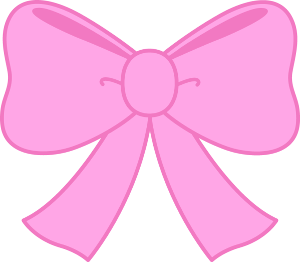 black and white present bow clipart