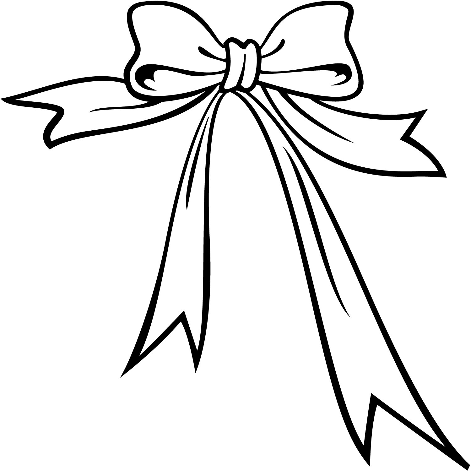 Free Bow Clip Art Pictures