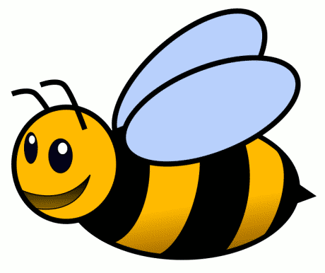 free bumble bee clip art