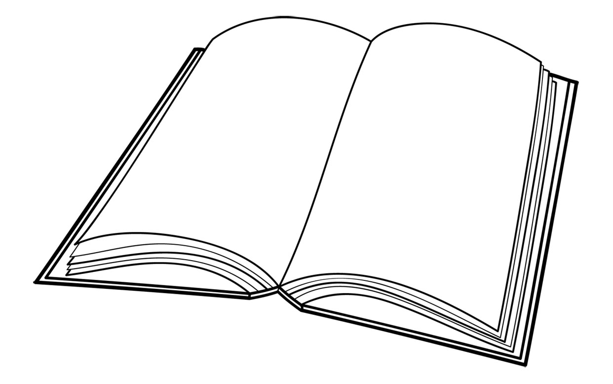 Books Open Book Clip Art