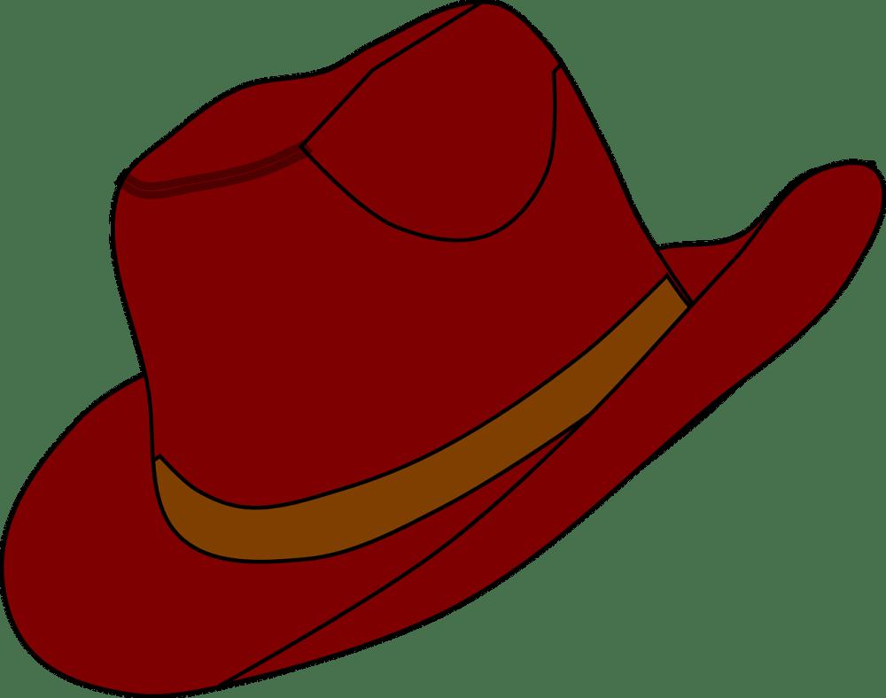 medium resolution of cowboy hat clipart free danaspaj top