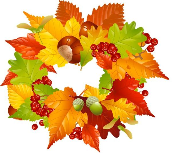 free leaves clip art