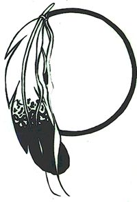 Feather 0 images about clip art on native american eagle