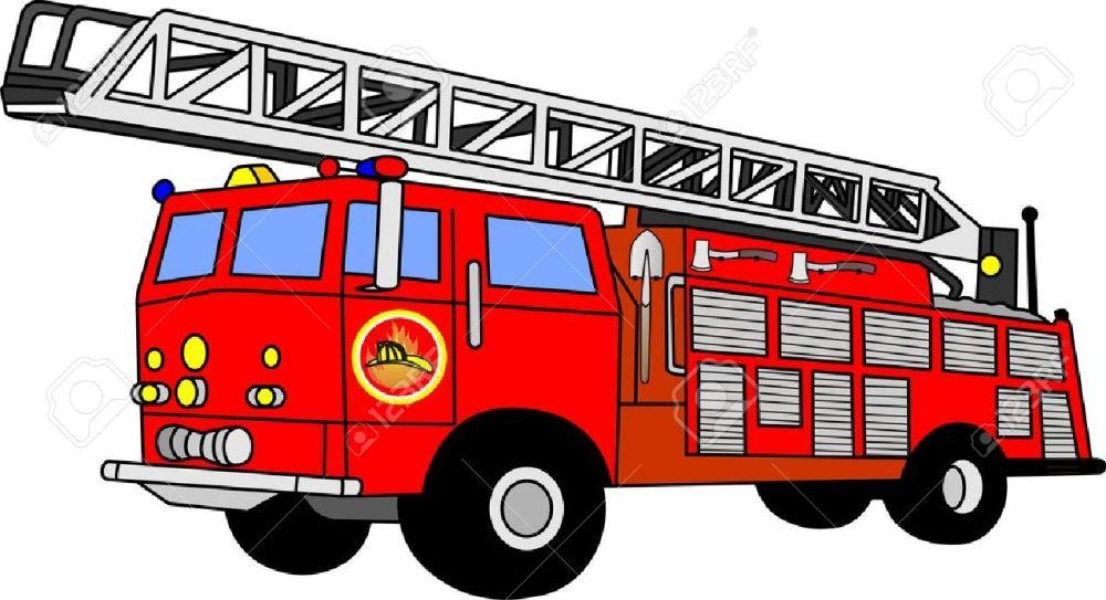 medium resolution of fire truck firetruck stock illustrations vectors clipart stock vector