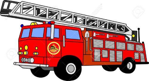 small resolution of fire truck firetruck stock illustrations vectors clipart stock vector