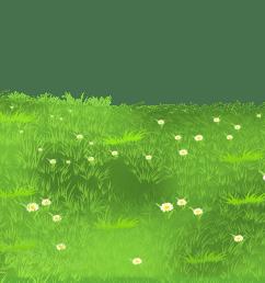 free clip art grass clipart image [ 2188 x 919 Pixel ]