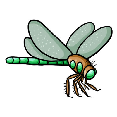 free dragonfly clipart