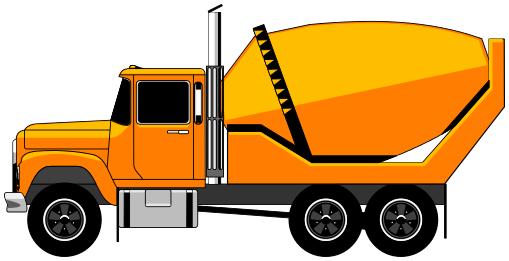 free trucks clipart