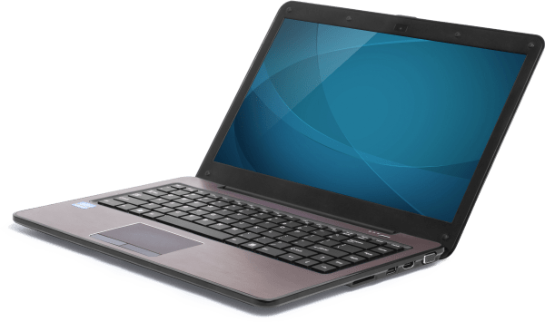 Free Clip Art of Laptop Computer