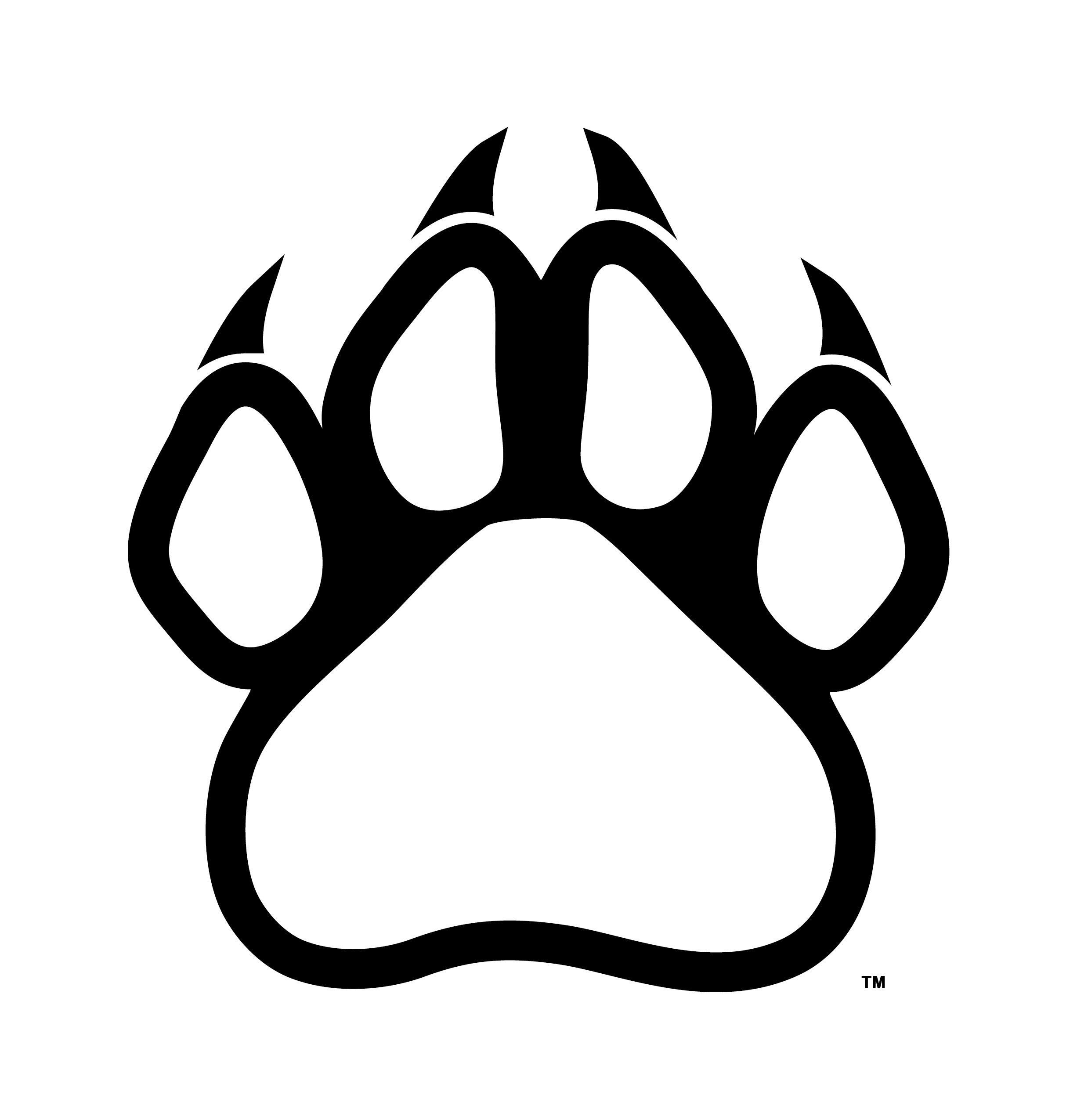 Panther Drawing Clipart