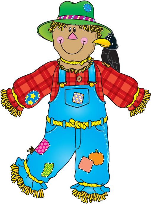 scarecrow clip art printable free