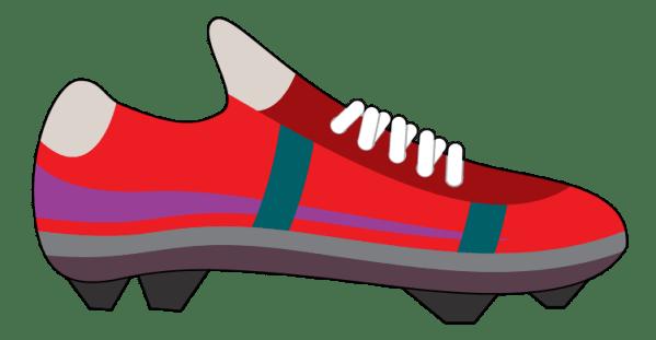 free shoe clipart - clipartix