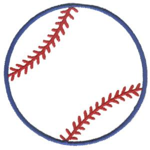 free softball clip art