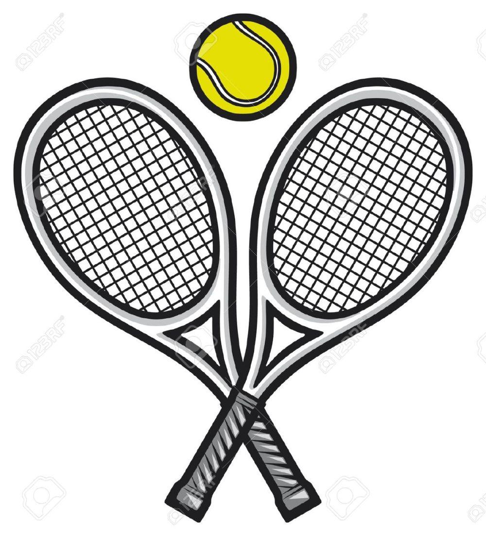 medium resolution of tennis clipart 2