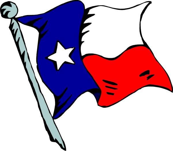 Texas Flag Clip Art Free