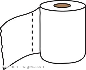 Toilet clip art black and white free clipart images