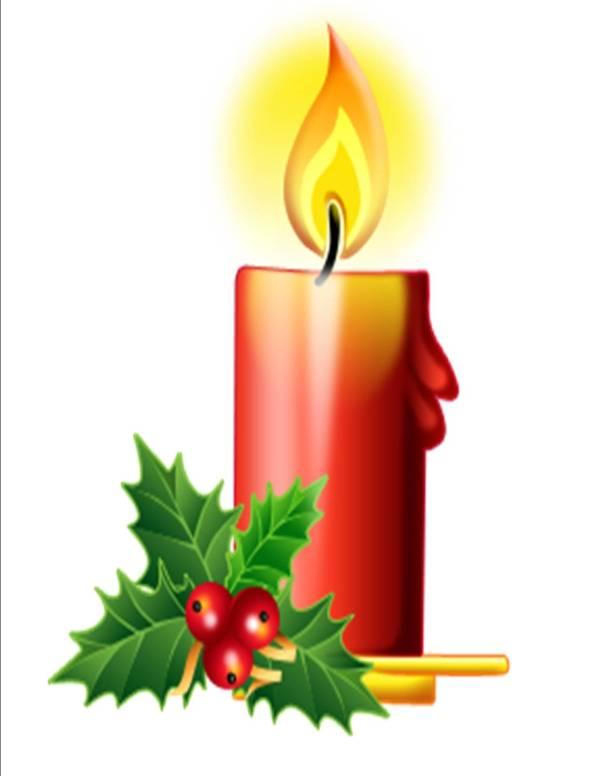 Free Candle Clip Art - Clipartix