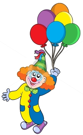 clown clipart - clipartix