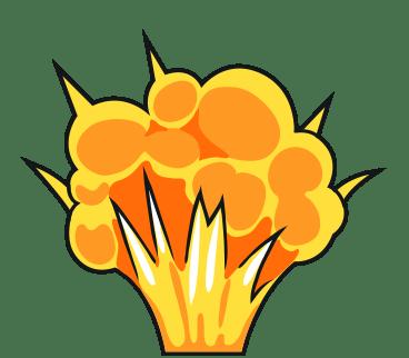 Free Explosion Clip Art Pictures Clipartix