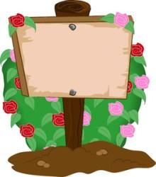 Cartoon garden clipart Clipartix