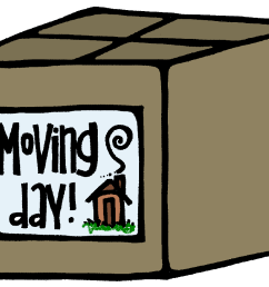 moving day clipart [ 1031 x 827 Pixel ]