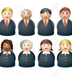 office business people clipart [ 1300 x 847 Pixel ]