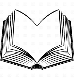 open book outline clipart free clipart images 2 [ 1200 x 1200 Pixel ]