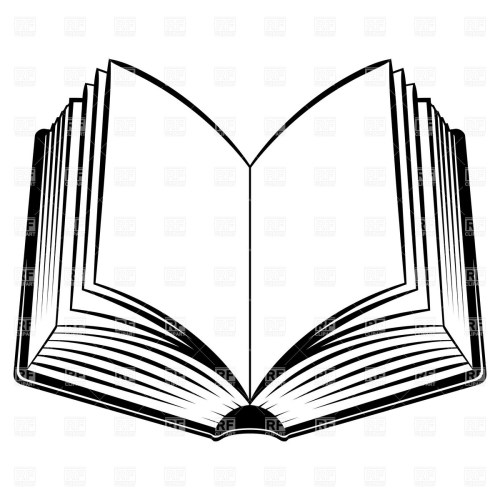 small resolution of open book outline clipart free clipart images 2