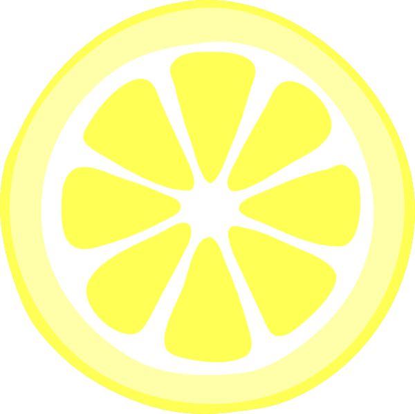 free lemon clip art