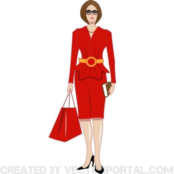 free woman clipart - clipartix
