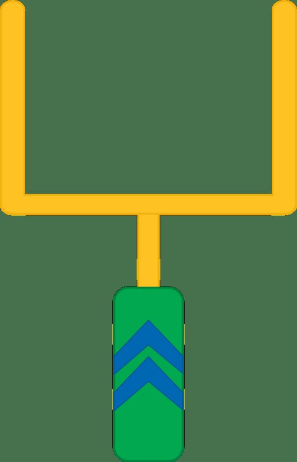 football field template