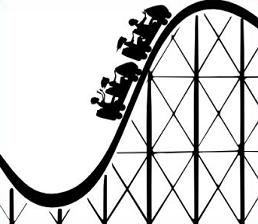 Kicela hol es free roller coaster coloring pages to print
