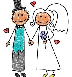 bride and groom clipart clipart kid [ 1050 x 1275 Pixel ]