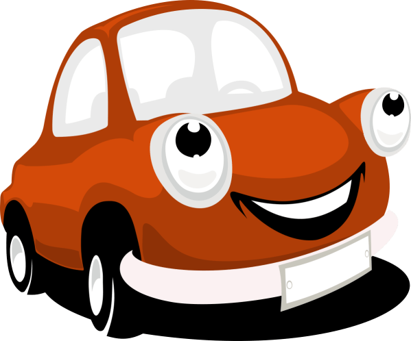 free clicpart cartoon cars clipart