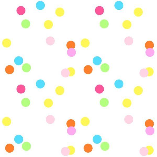 colorful confetti transparent clip