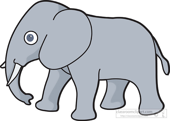 Elephant Pictures Clipart