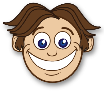 smile smiling faces clipart