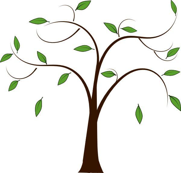 trees bare tree clipart