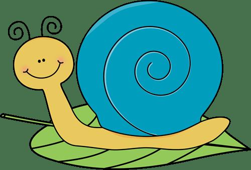free snail clipart - clipartix
