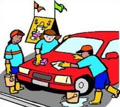 free car wash clipart