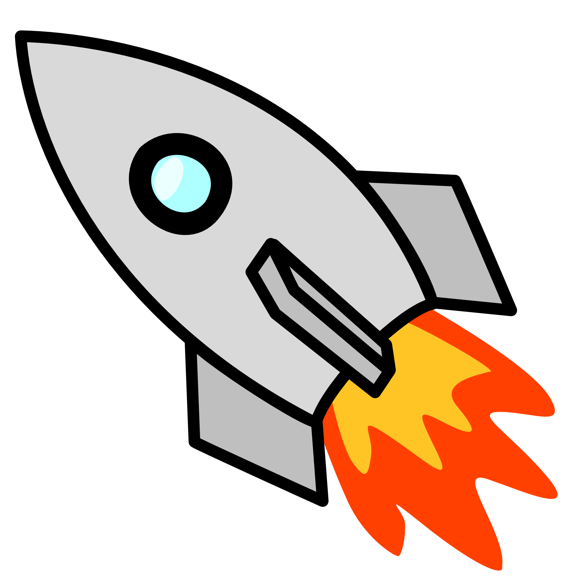 hight resolution of spaceship clipart images clipart
