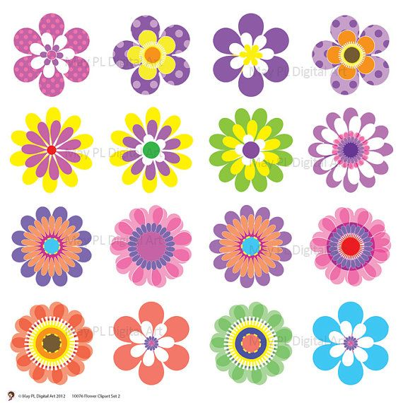 floral 0 ideas flower clipart