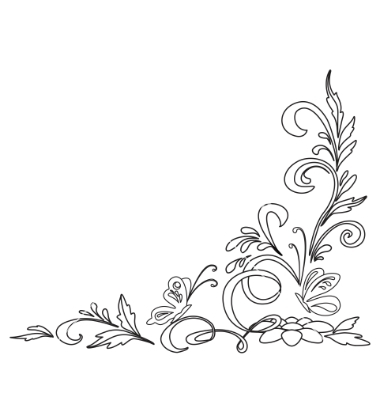 free floral clip art
