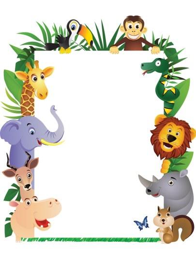 Jungle Clipart : jungle, clipart, Jungle, Theme, Clipart, Clipartix