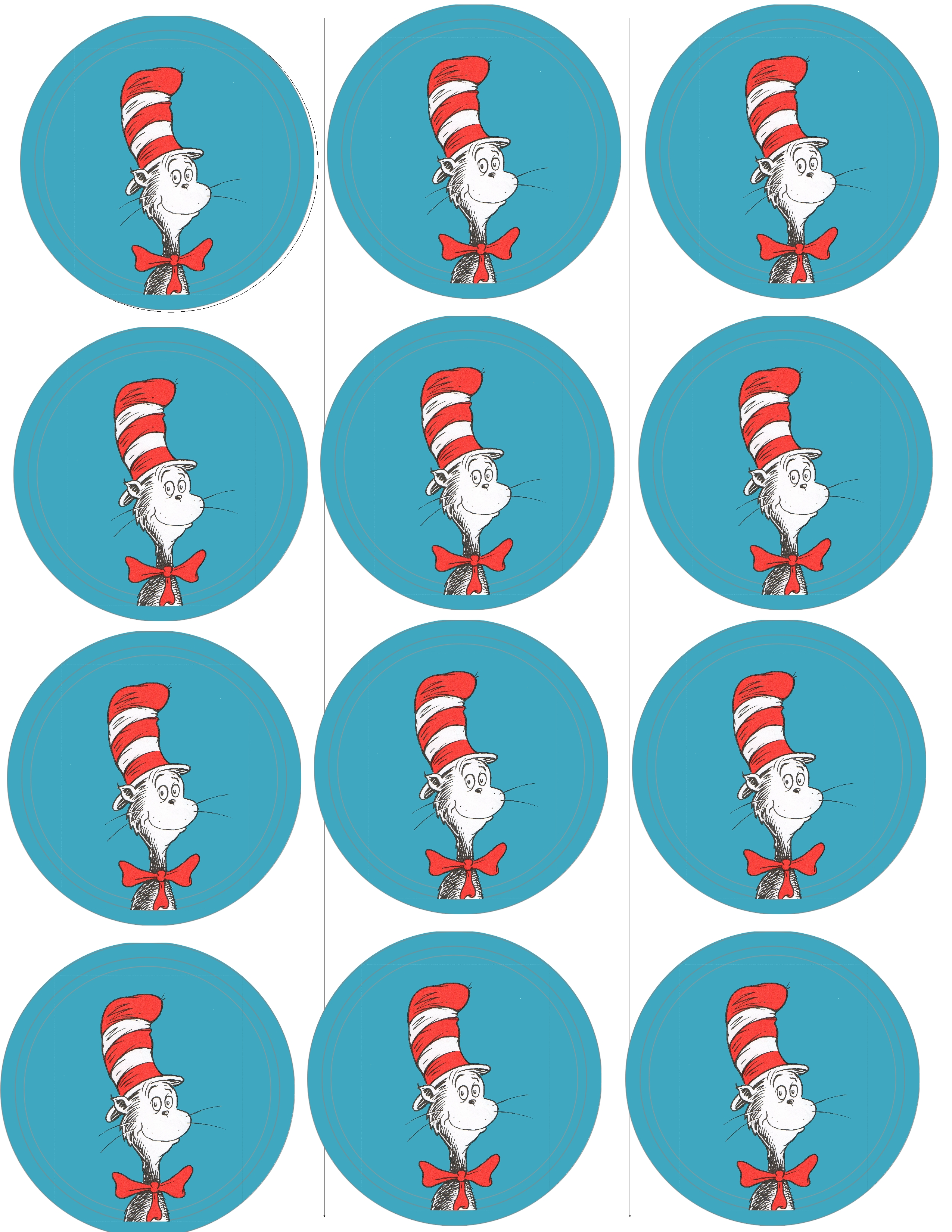 Cat In The Hat 0 Images About Baby Shower Invite On Dr Seuss Clipart Clipartix