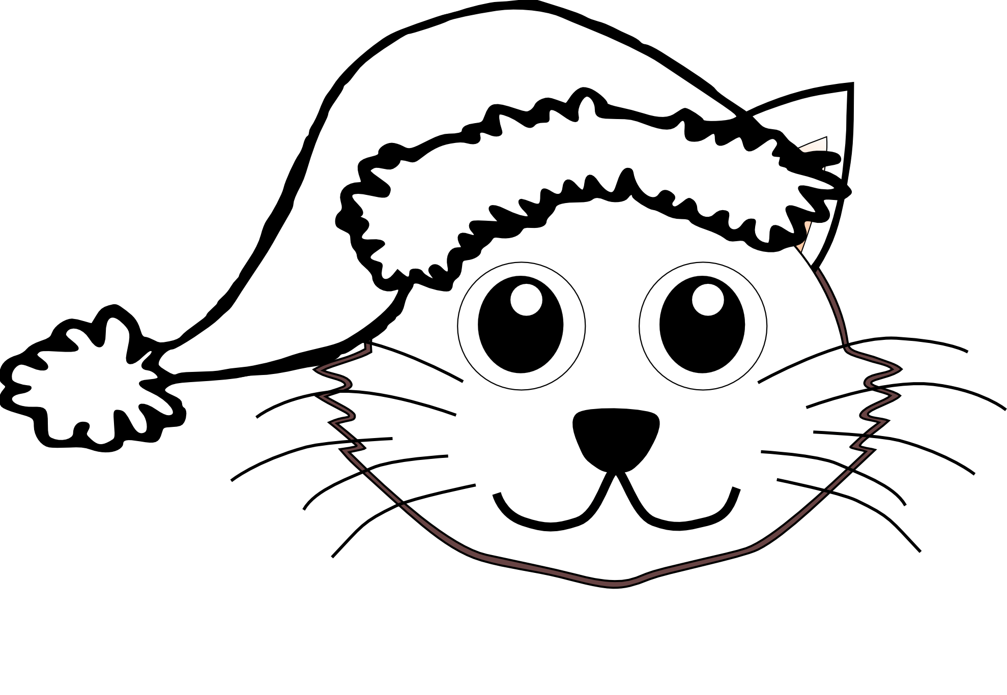Free Cat In The Hat Clip Art Pictures