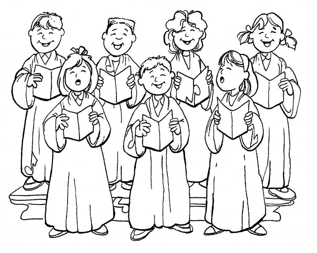 Free Choir Clipart Pictures