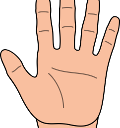 hands hand clip art free clipart images [ 1860 x 2392 Pixel ]